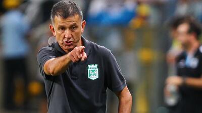 Cantú confirmó la contratación de Juan Carlos Osorio
