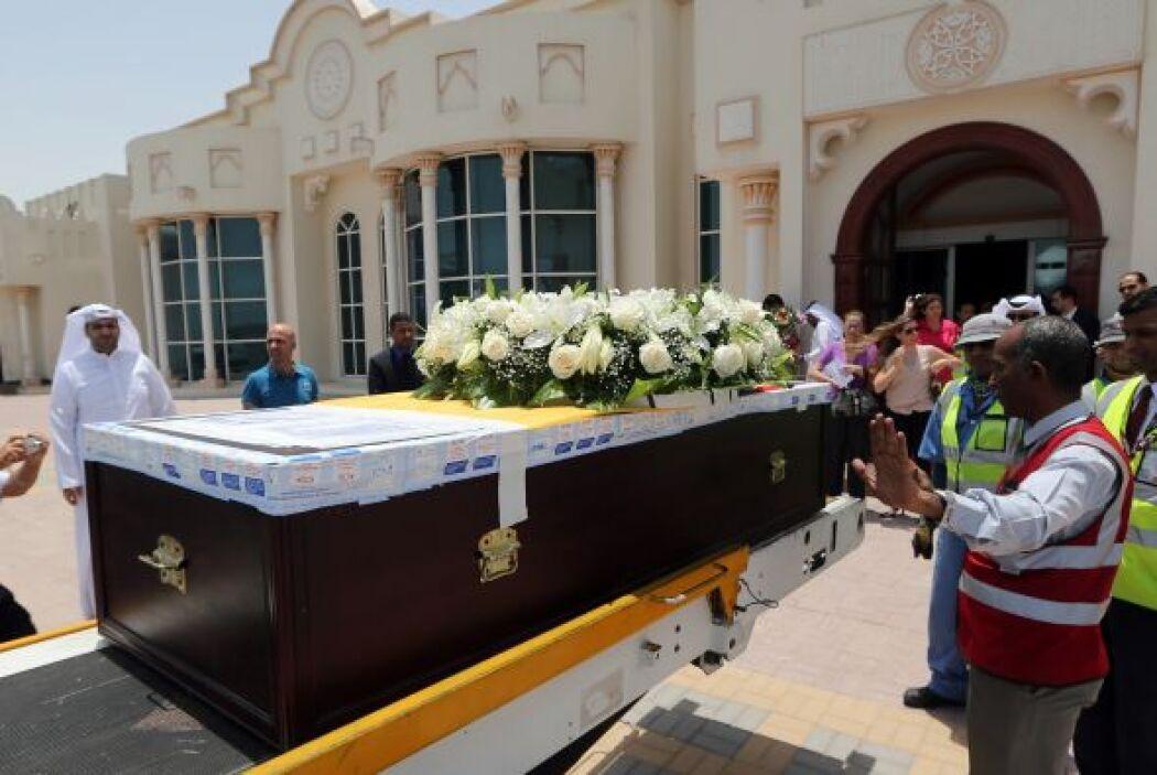 En Ecuador los restos de Benítez serán velados en el campo de la Federac...