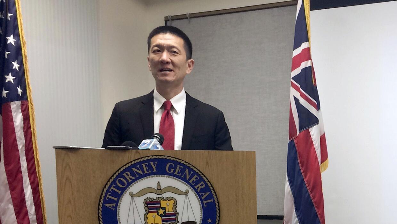 Doug Chin, fiscal general de Hawaii