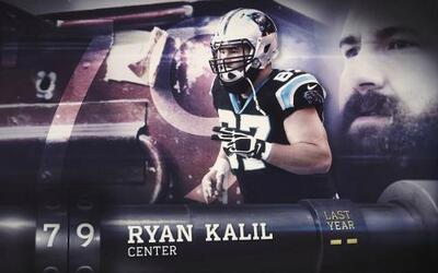 Top 100 Jugadores del 2016: (Lugar 79) C Ryan Kalil
