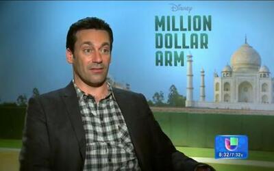 Million Dollar Arm, una historia para soñadores
