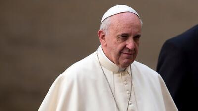Papa Francisco: con los jóvenes no se juega