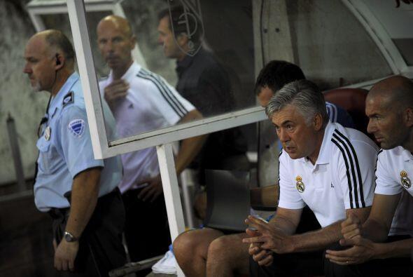 Por lo visto, Ancelotti mandó un mensaje al madridismo dejando en...