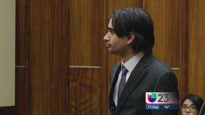 Comienza la deliberación en el caso de Derek Medina