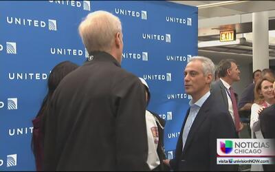 Alcalde de Chicago partió hacia Roma para presenciar el nombramiento de...