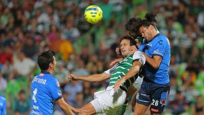 Puebla recibe a Santos en la fecha 8 del Apertura 2015.