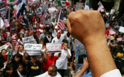 Así serán las manifestaciones proinmigrantes de este primero de mayo en...
