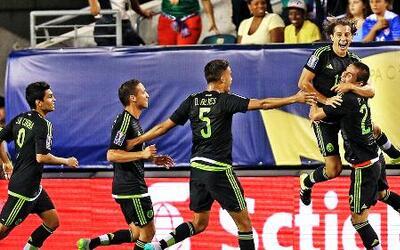 México 3-1 Jamaica: El Tri se baña en Oro pese a polémicas