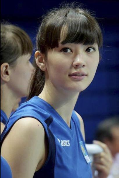 Ante esta situación, Altynbekova, ha dicho que se siente halagada...