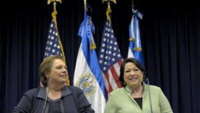 El Senado despejó el camino para la confirmación de Mari Carmen Aponte (...