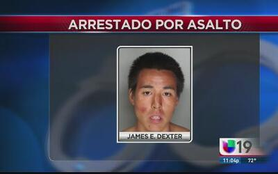 Arrestado por robo a un joven en bicicleta