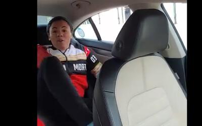 Un conductor de Uber graba cómo los ataques racistas de una pasajera