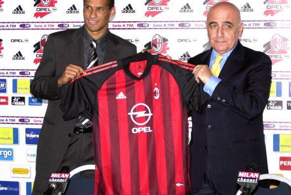 Rivaldo dejó Barcelona por diferencias con Louis van Gaal y su si...