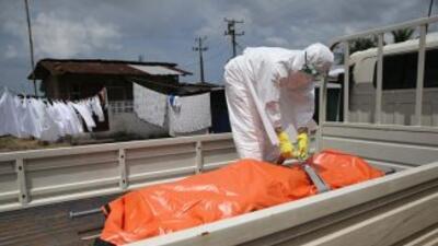 La Organización Mundial de la Salud aseguró que espera 10 mil nuevos cas...
