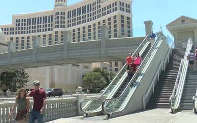 Las Vegas está nuevamente en la mira del grupo terrorista ISIS