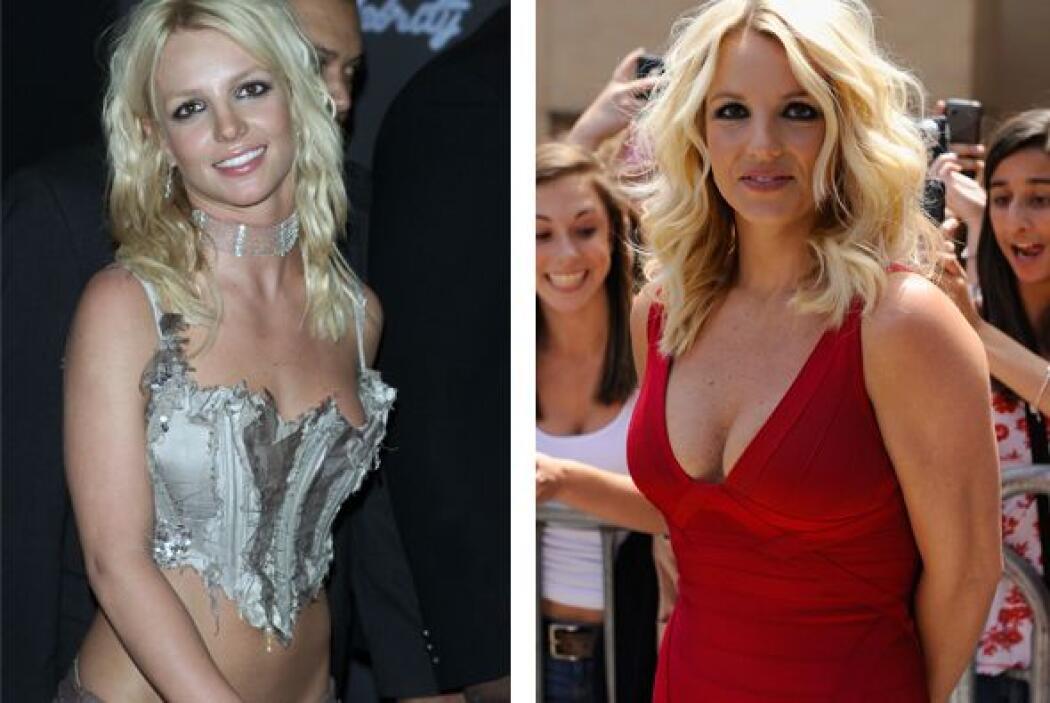 Britney Spears dejó de ser la dulce niña.  Aquí los videos más chismosos.