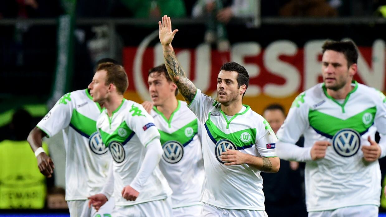 Wolfsburgo vs. Manchester United