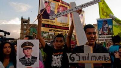 La CNDH pide al gobierno castigar cada delito que se regista en México.