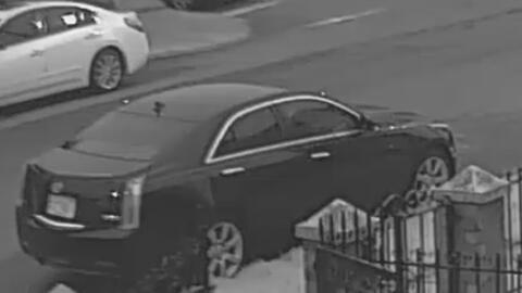 Autoridades dan a conocer video del vehículo que ocasionó un accidente e...