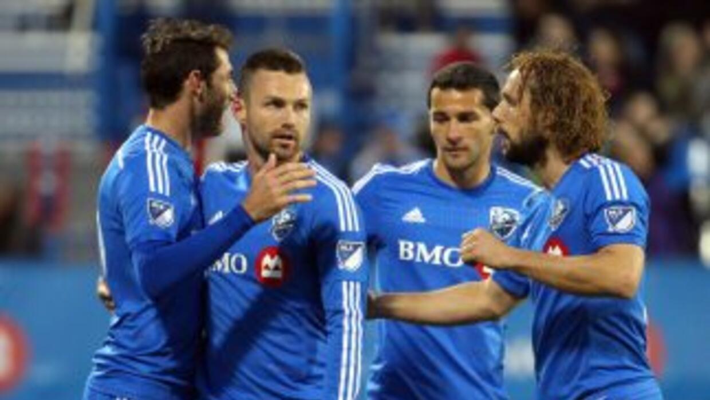Montreal Impact derrotó por primera vez en su historia a FC Dallas