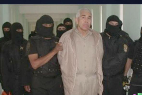 El narcotraficante, uno de los más importantes de México en la década de...