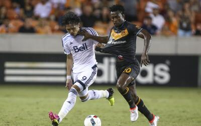 Houston Dynamo vs Vancouver Whitecaps