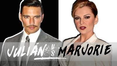 Julian vs Marjorie