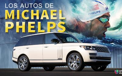 Los Autos de MIchael Phelps