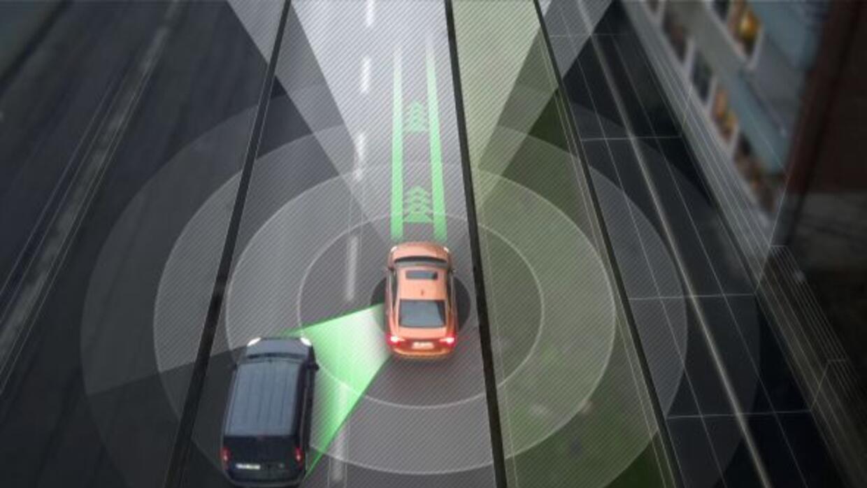 Volvo ya está probando autos que se conducen solos.