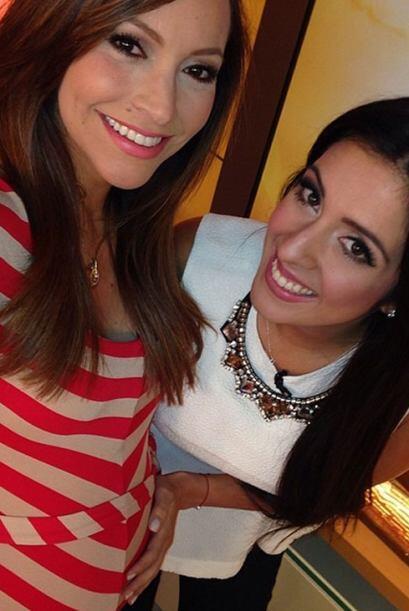 """""""Nosotros 3 también nos tomamos la #selfie del #juevesfeliz para @despie..."""