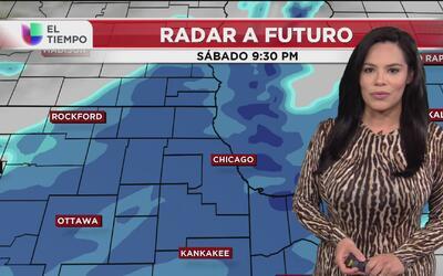 Se mantiene vigente advertencia por tormenta invernal que se extenderá h...