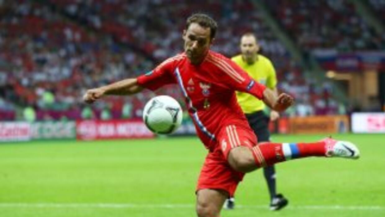 Román Shirókov tiene una lesión en el tendón de Aquiles.