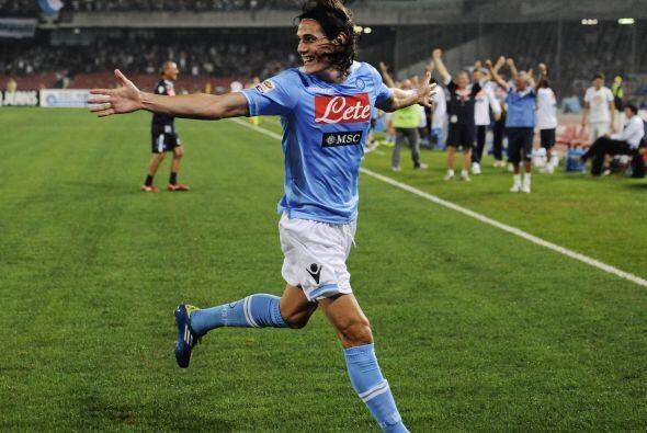 El jugador del Nápoli no tuvo piedad del Milan, equipo que llegab...
