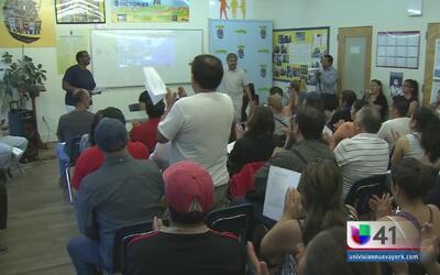 Inmigrantes de NY se organizan para luchar por acción ejecutiva