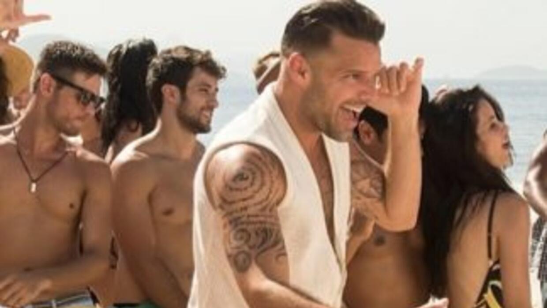 El video musical de 'Vida' fue grabado en Río de Janeiro. El tema fue el...