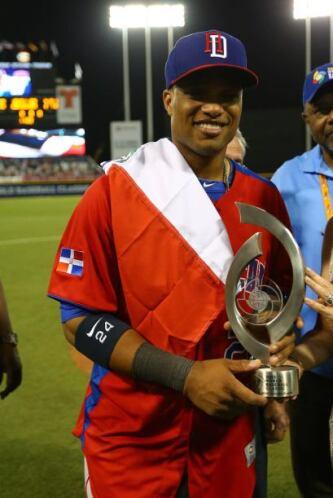 Robinson Canó fue el mejor jugador del grupo, Puerto Rico, por su parte,...