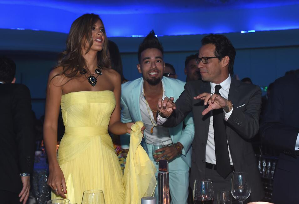 Marc Anthony y Shannon de Lima posponen su divorcio GettyImages-46824400...