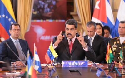 Una cumbre extraordinaria de líderes izquierdistas se lleva a cabo en Ca...