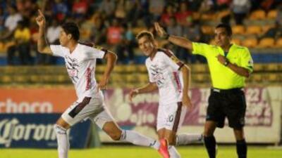 Lobos BUAP en semifinales de la Copa MX.