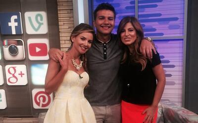 Estudiando por un sueño: Ximena ve a Samuel cumpliendo sus sueños