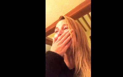 En video: Marjorie De Sousa conmovida porque sus fans le llenaron la cas...