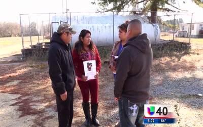 Autoridades y seres queridos piden ayuda para hallar a una mujer desapar...