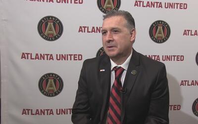 Anuncian al nuevo entrenador del Atlanta United FC