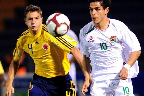 Colombia sumó cuatro puntos en tres partidos y se jugará s...