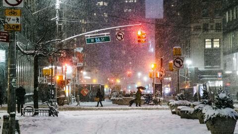 Al menos seis personas han muerto por tormenta invernal