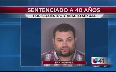 Dictan sentencia a secuestrador de niños y ancianos