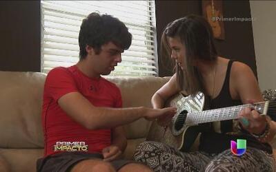 Terapia infantil de música contra el autismo