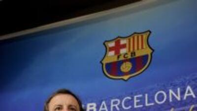 Sandro Rosell afirma que el fichaje de Neymar Jr. no pasó de los 77 mill...