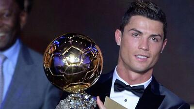 La Federación Portugesa señaló que este año CR7 merece nuevamente el Bal...