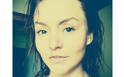 Angelique Boyer sin maquillaje